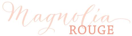 magnolia rouge badge