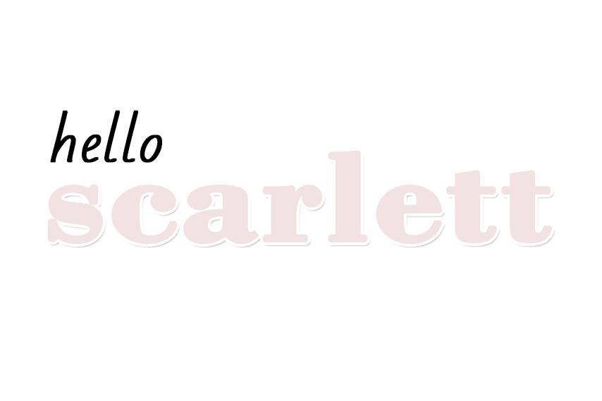 helloscarlett